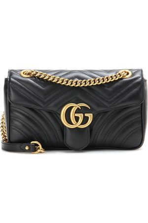 Gucci GG Marmont leather shoulder bag