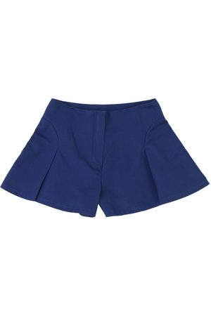 Once Girls Shorts - Cotton Poplin Shorts