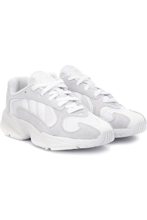 adidas Yung-1 suede sneakers