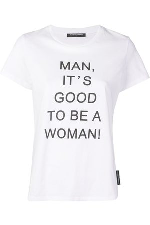 Marlies Dekkers Good to be a Woman T-shirt