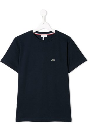 Lacoste Embroidered logo T-shrit
