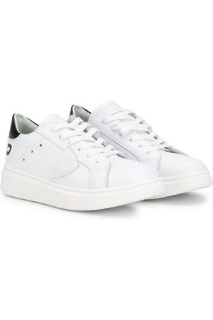 Philippe model Flat lace-up sneakers