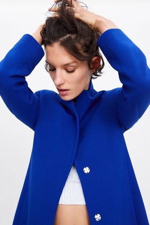 Zara Lapel collar frock coat