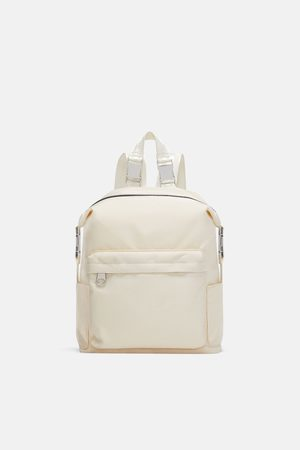 Zara Women Rucksacks - Nylon backpack