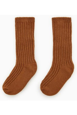Zara Ribbed socks