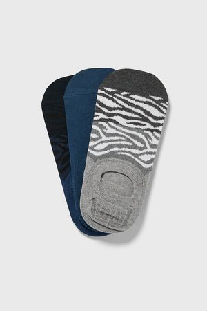 Zara Pack of no-show socks