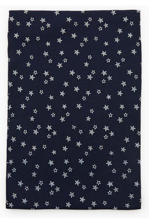 Zara Star print cotton snood
