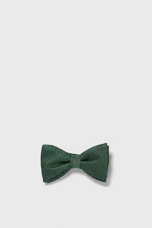Zara Men Bow Ties - Colourful jacquard bow tie