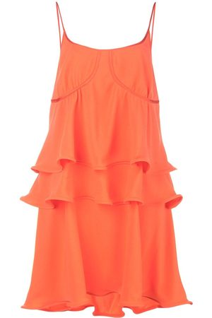 Sies marjan Ruffle detail dress