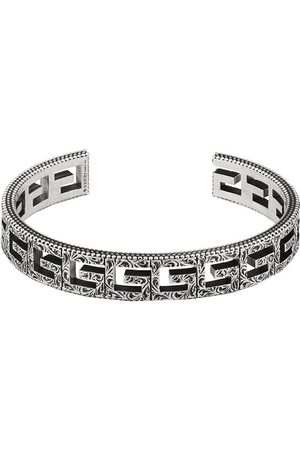 Gucci Cuff bracelet with Square G motif