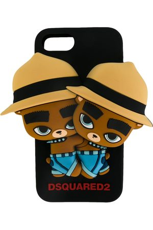 Dsquared2 Twin bear iphone case