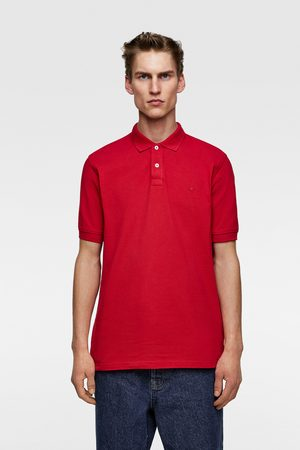 Zara BASIC POLO SHIRT
