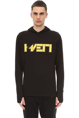 Hærværk 3d Patch Slim Fit Sweatshirt Hoodie