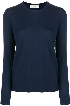 PRINGLE OF SCOTLAND Round-neck knitted jumper