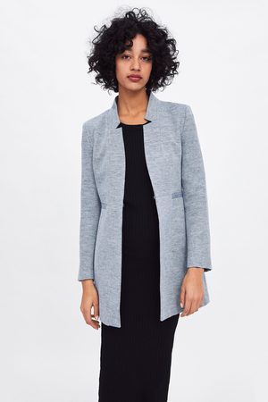 Zara Inverted lapel frock coat