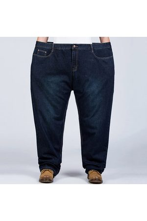 Newchic Men Jeans - Loose Business Casual Jeans