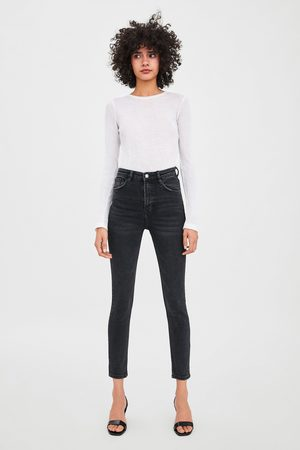 Zara Women Jeggings - Ripped vintage hi-rise jeggings