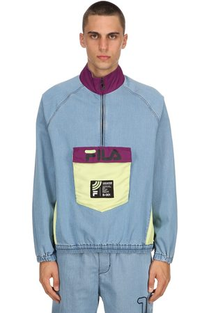 Fila Doug Cotton Blend Anorak