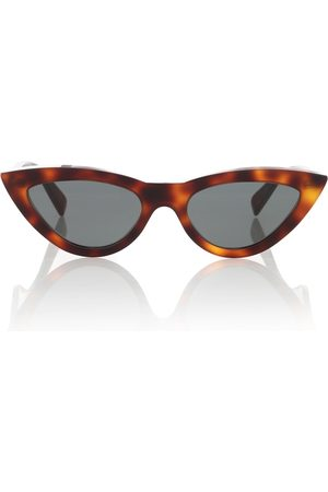 Céline Cat-eye acetate sunglasses