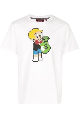 MOSTLY HEARD RARELY SEEN Graphic print T-shirt