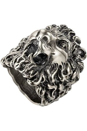 Gucci Ring with lion head