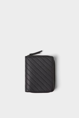 Zara Men Wallets - Coin purse with colour details