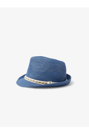 Zara Kids Hats - Straw hat with woven band
