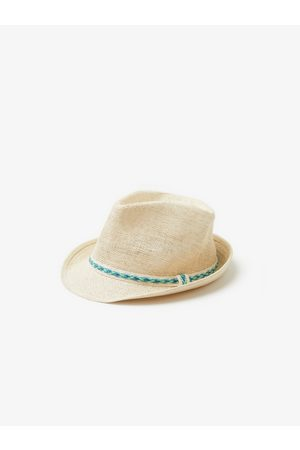 Zara Straw hat with woven band