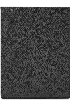 Thom Browne Leather Passport Holder