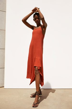 Zara Asymmetric dress