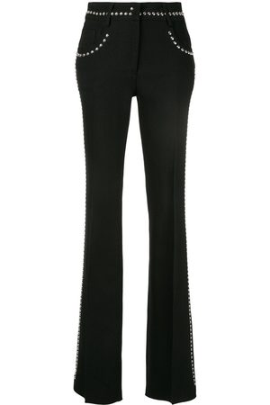 Giambattista Valli Studded flare trousers