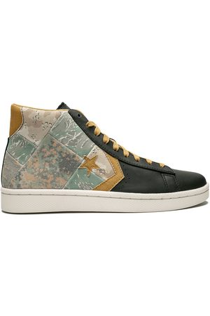 Converse X Stussy Pro Leather FS MID sneakers