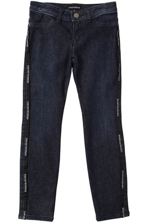 Emporio Armani Women Stretch - Stretch Cotton Blend Jeans