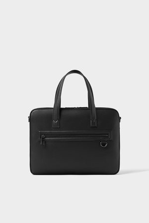 Zara Basic slim briefcase