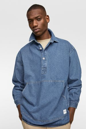 Zara Men Denim overshirt