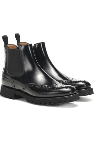 Church's Leather Chelsea ankle boots