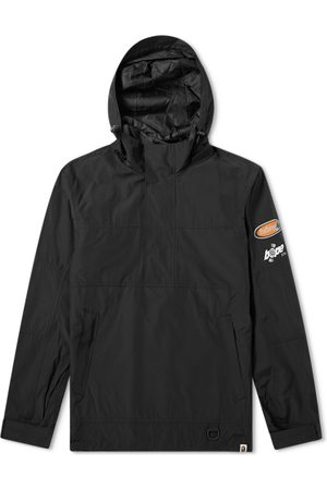 AAPE BY A BATHING APE Pullover Anorak