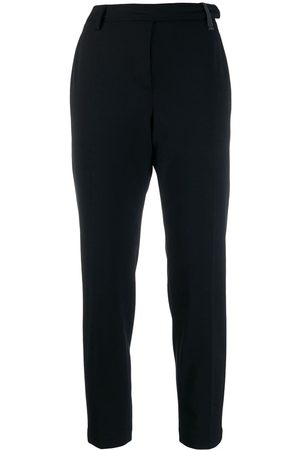 Brunello Cucinelli Women Pants - Cropped suit trousers