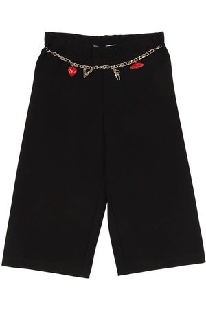 VIVETTA Girls Pants - Viscose Blend Milano Jersey Pants