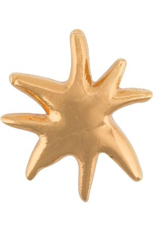 Christian Lacroix Starfish silhouette brooch