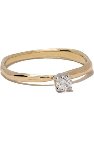 WOUTERS & HENDRIX 18kt and Diamond ring