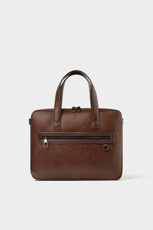 Zara Men Laptop Bags - Sporty briefcase