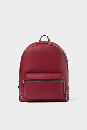 Zara Men Rucksacks - Studded backpack