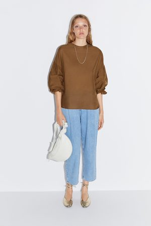 Zara Loose-fit shirt