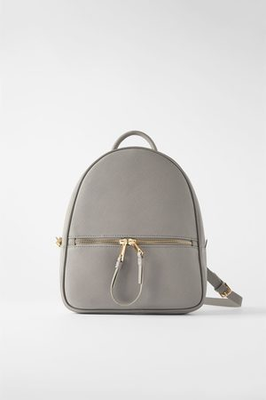 Zara Backpack with double pull tab