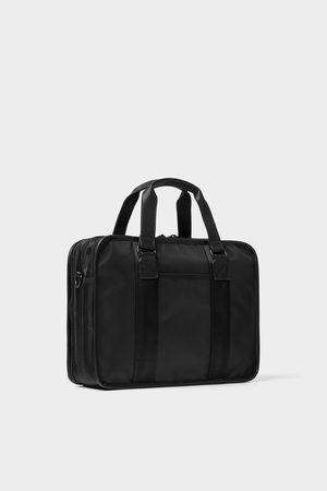 Zara Men Laptop Bags - Combination briefcase