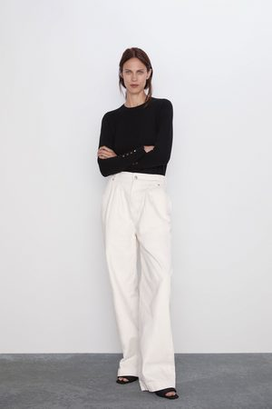 Zara Basic long sleeve sweater