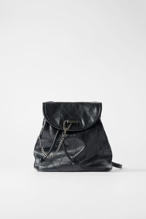 Zara Soft backpack with flap