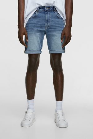 Zara Basic bermuda shorts