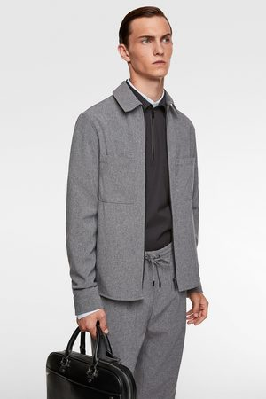 Zara Men Traveller overshirt